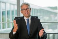 Ulrich Spiesshofer. Chief Executive Officer of ABB