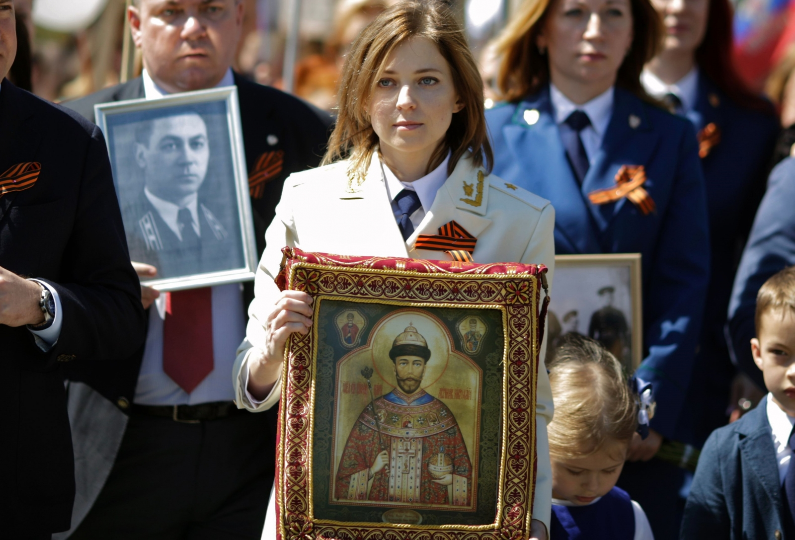 Natalya Poklonskaya told about the miracle inexplicable scientists 04.03.2017 23