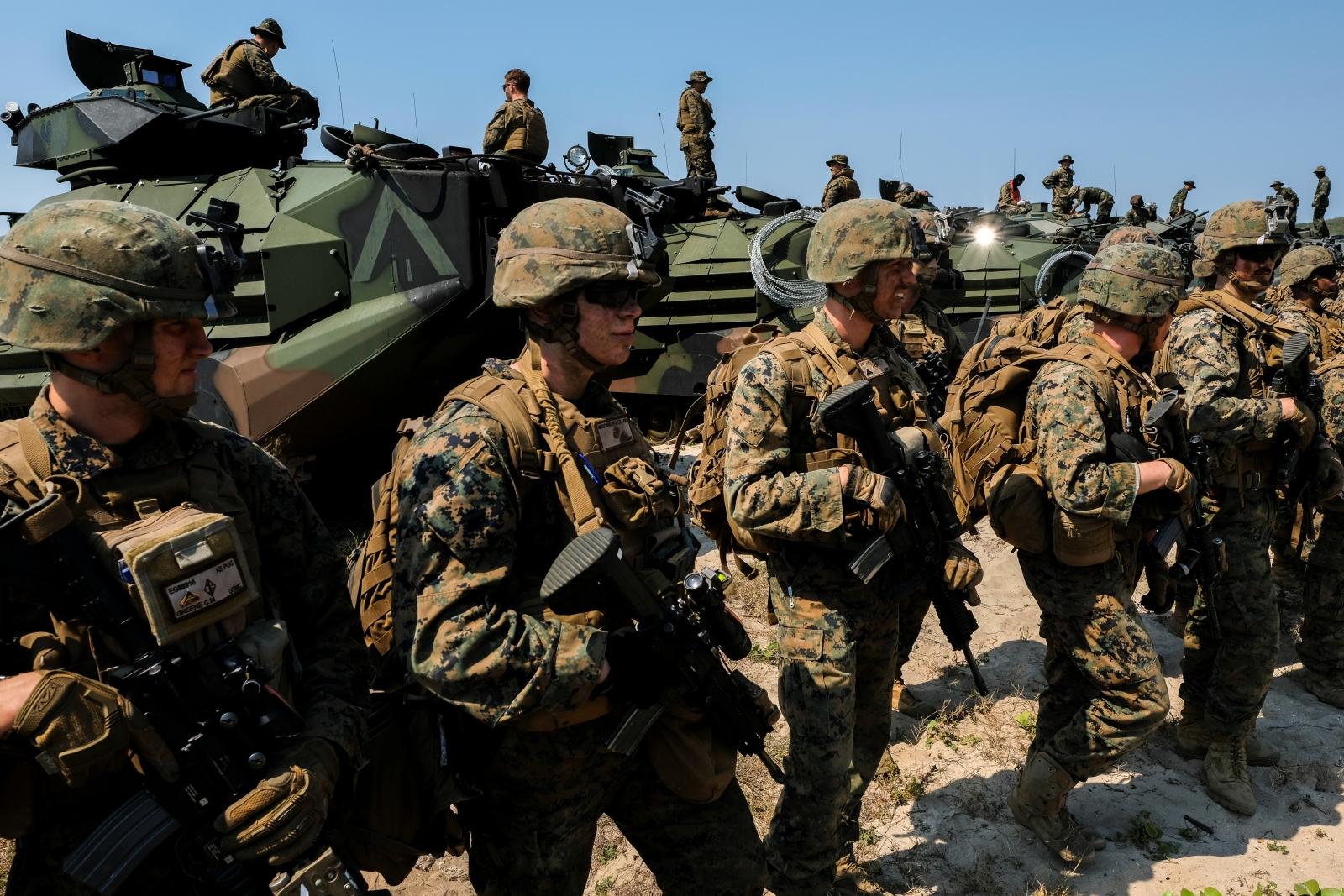 US Marines nude photo scandal: Mattis warns such ...