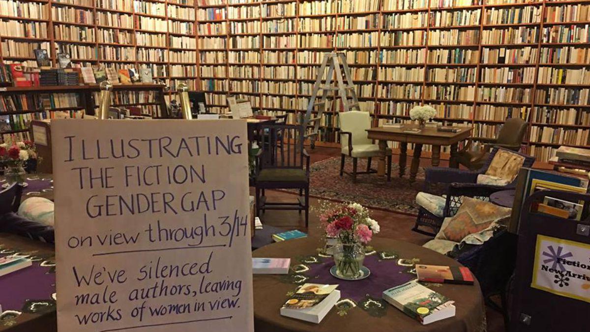 Feminist bookshop