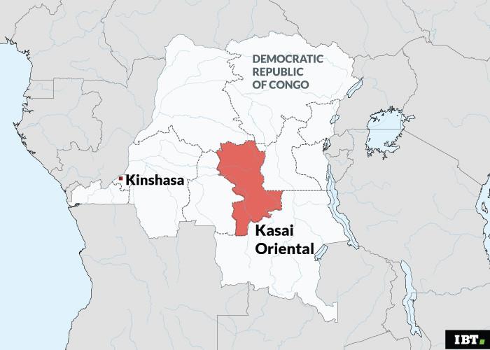 Kasai-Oriental, Democratic Republic of Congo