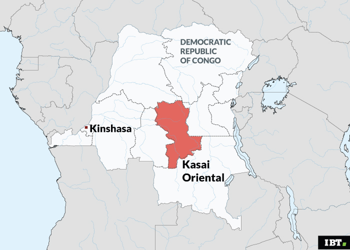 Kasai-Oriental, Democratic Republic of Congo