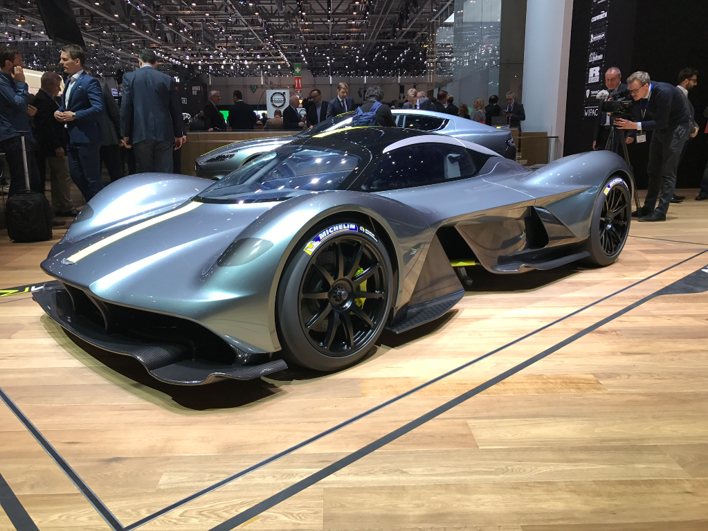 Hyper Sport 2017 >> Aston Martin Valkyrie: First look at the jaw-dropping £2m hypercar
