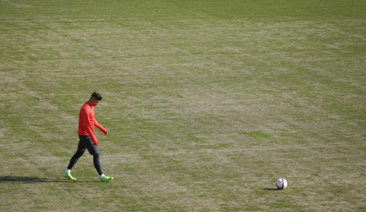 FC Rostov pitch