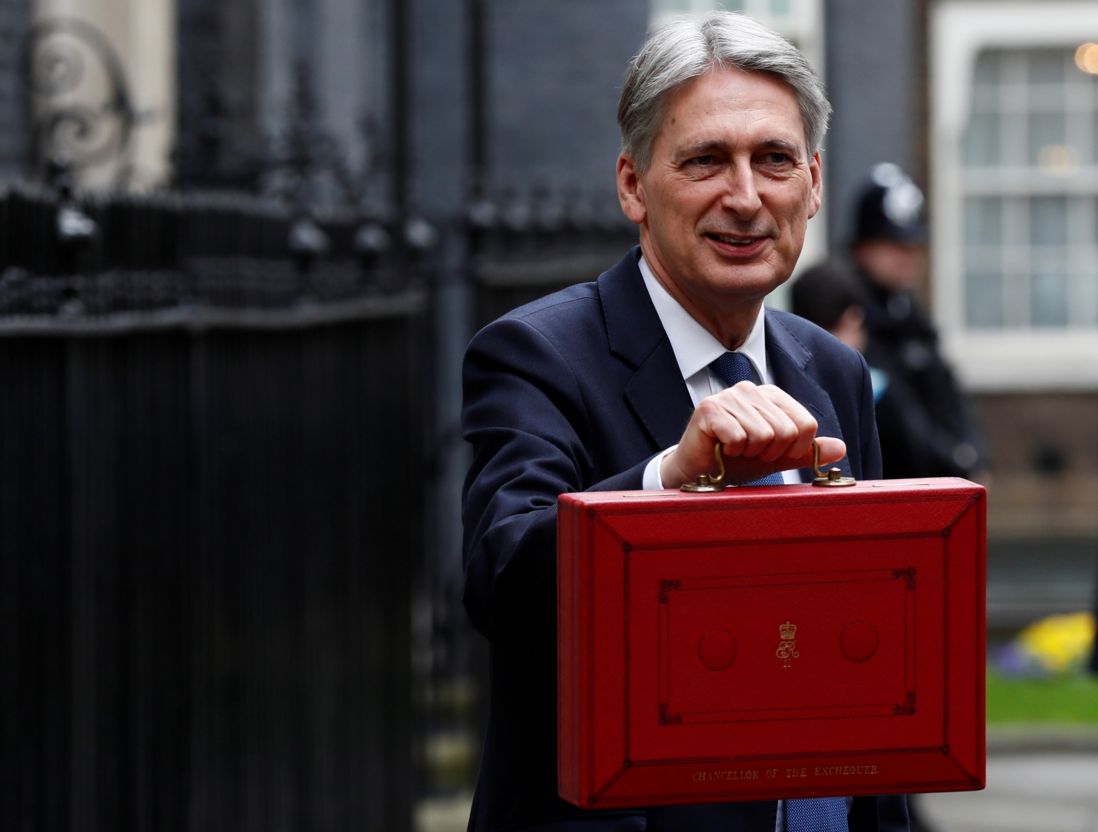 Government defends Budget 2017's 'slap in the face' rise in NICs for self-employed