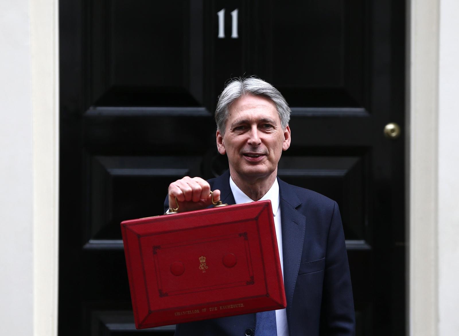 Budget 2017 Philip Hammond Chancellor