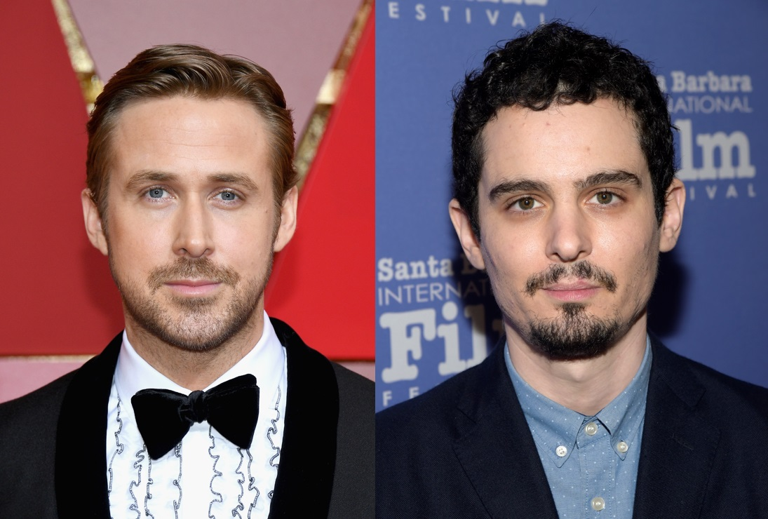 Ryan Gosling and Damien Chazelle