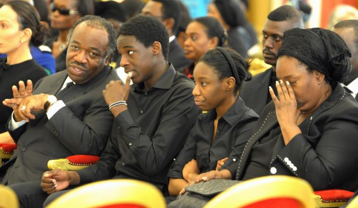 Omar Bongo's children
