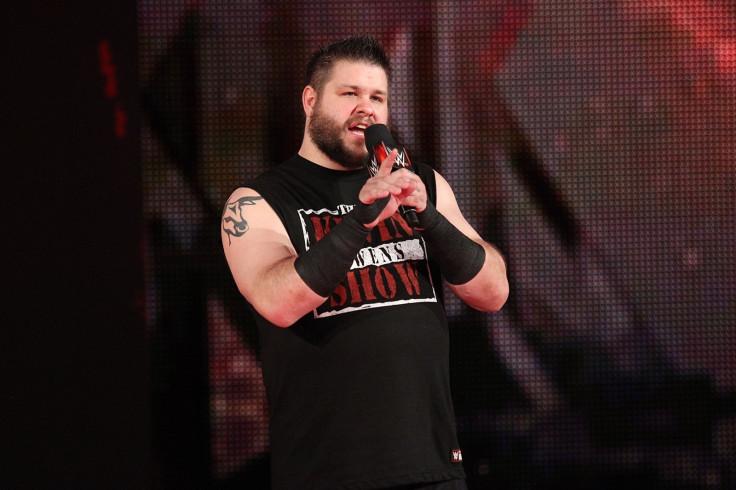 WWE RAW Kevin Owens