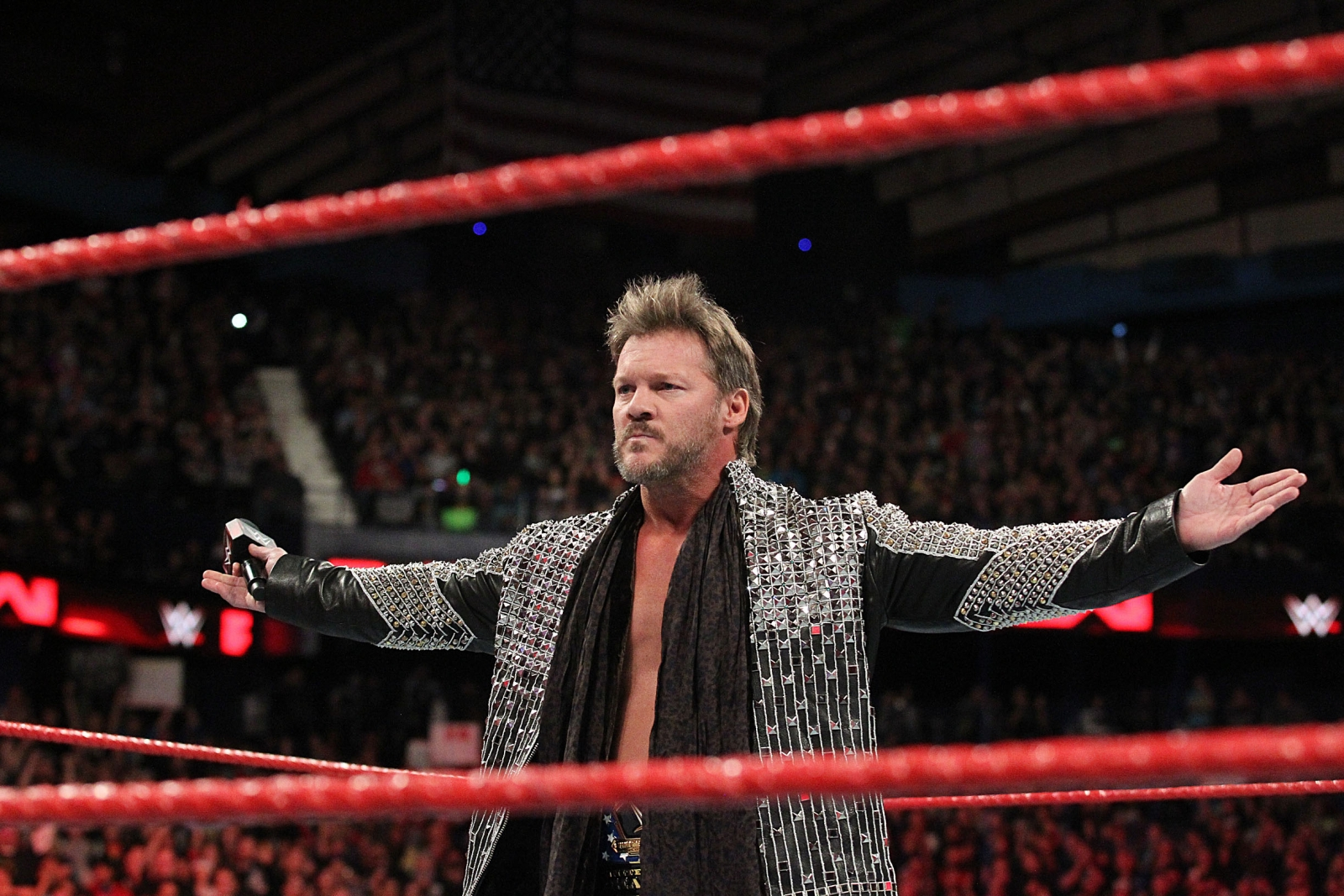 WWE RAW Chris Jericho