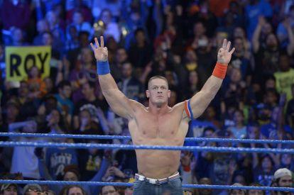 WWE Smackdown Live John Cena