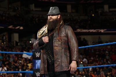 WWE Smackdown Live Bray Wyatt