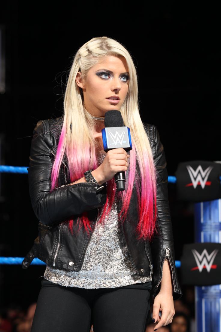 WWE Smackdown Live Alexa Bliss