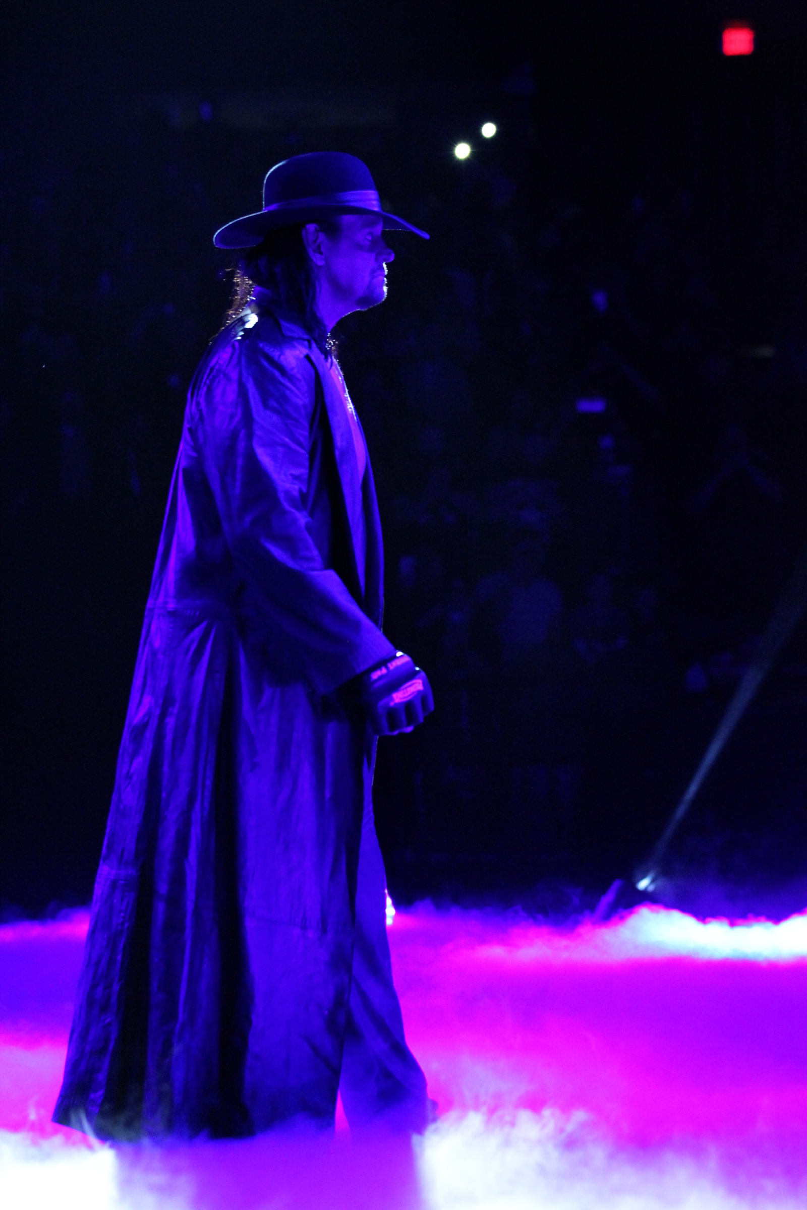 WWE RAW The Undertaker