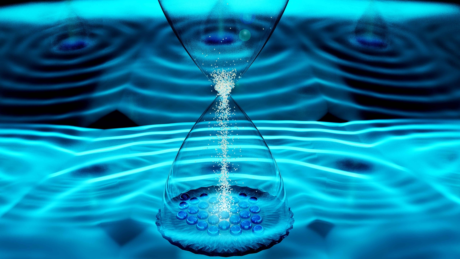 Scientists create new form of matter that breaks the laws of physics