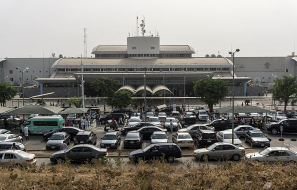 Nnamdi Azikiwe International Airport in Abuja