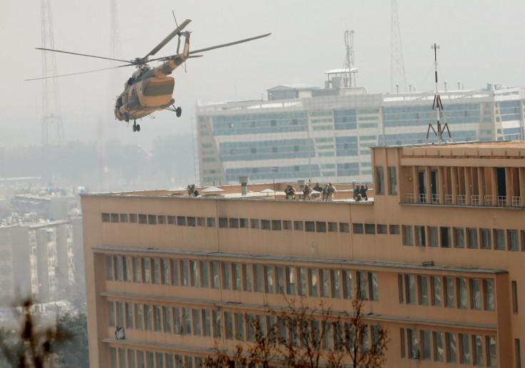 Kabul isis attack