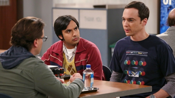 Big Bang Theory season 10 episode 18