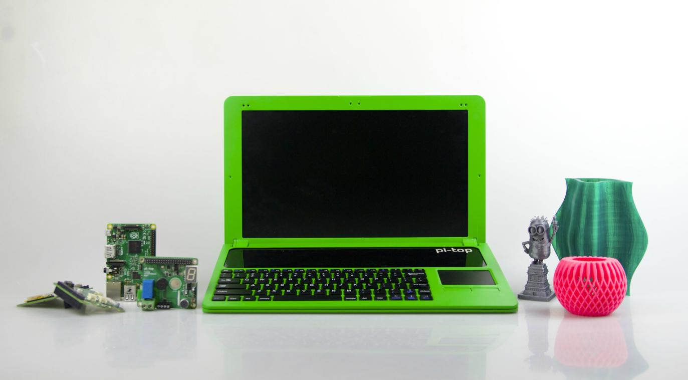 Pi-Top Raspberry Pi laptop