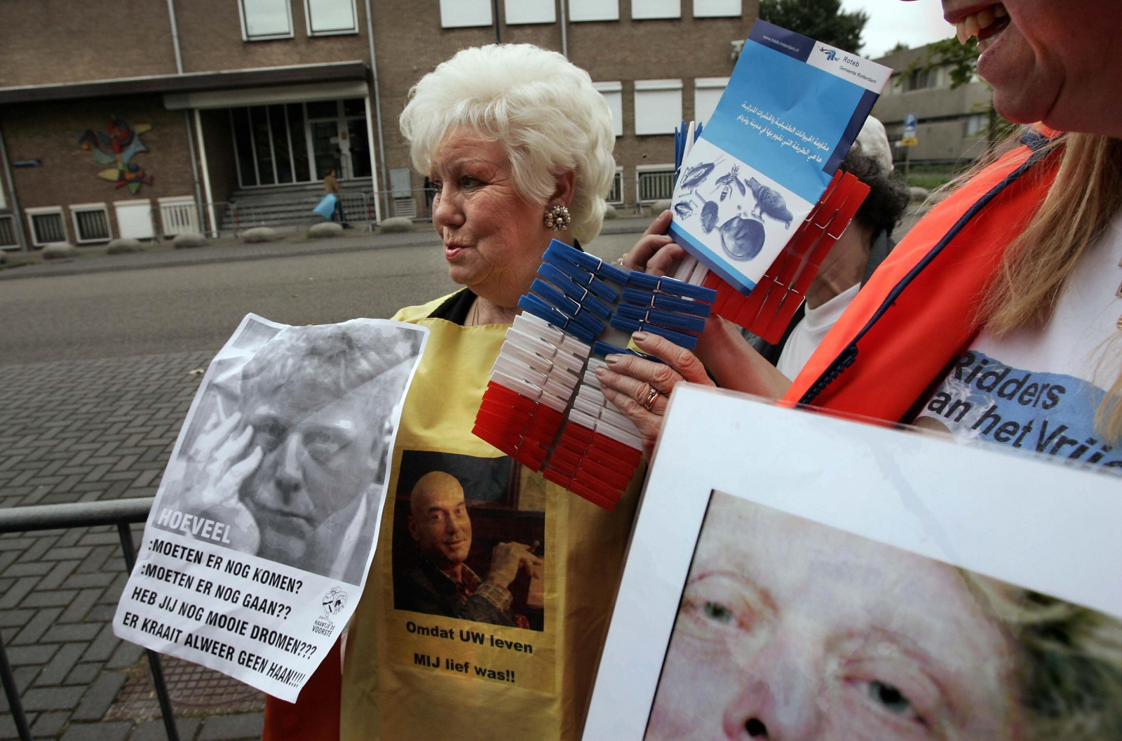 Supporters of Pim Fortuyn, Theo van Gogh