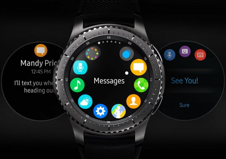 Gear S3 Frontier getting new software update with