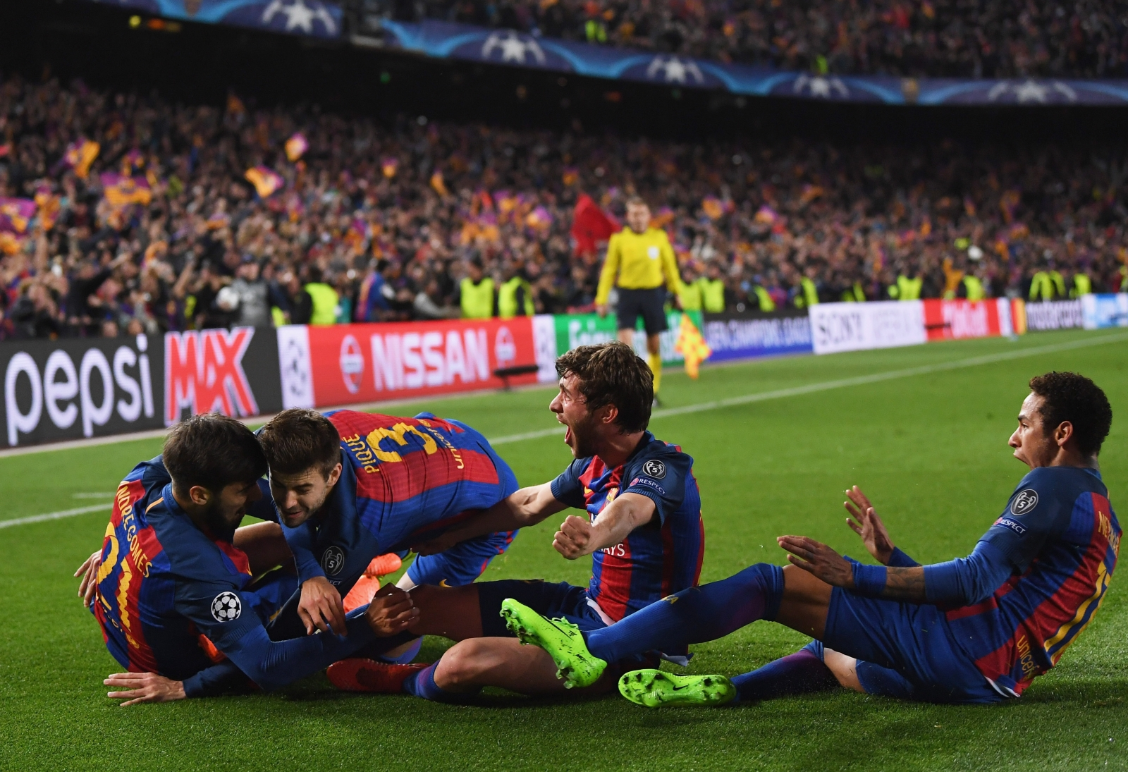 Is Barcelona's incredible victory over PSG the greatest ...