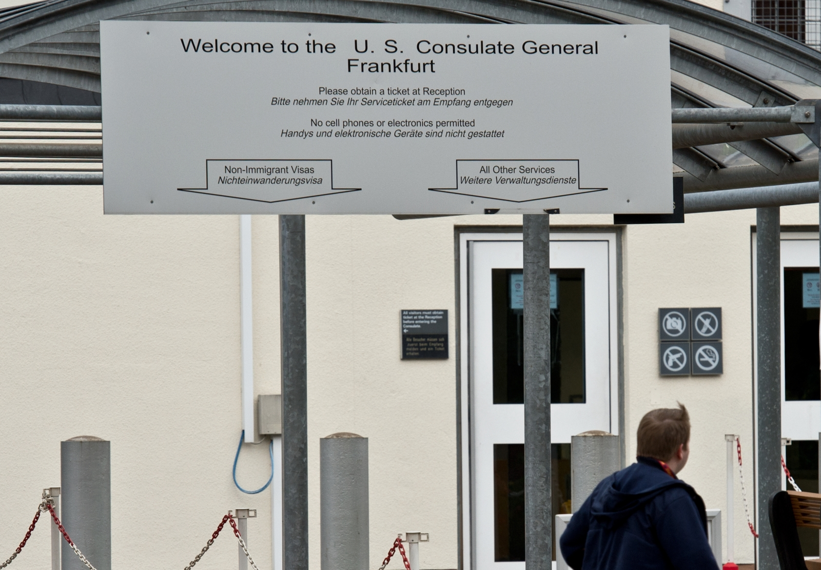 US Consulate in Germany