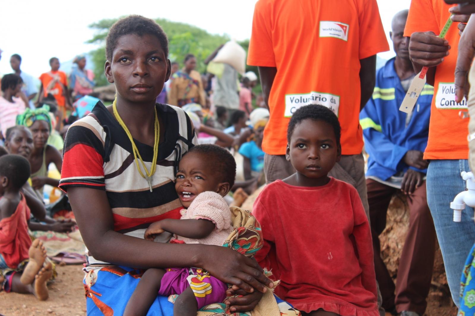 Malnutrition screening in Mozambique