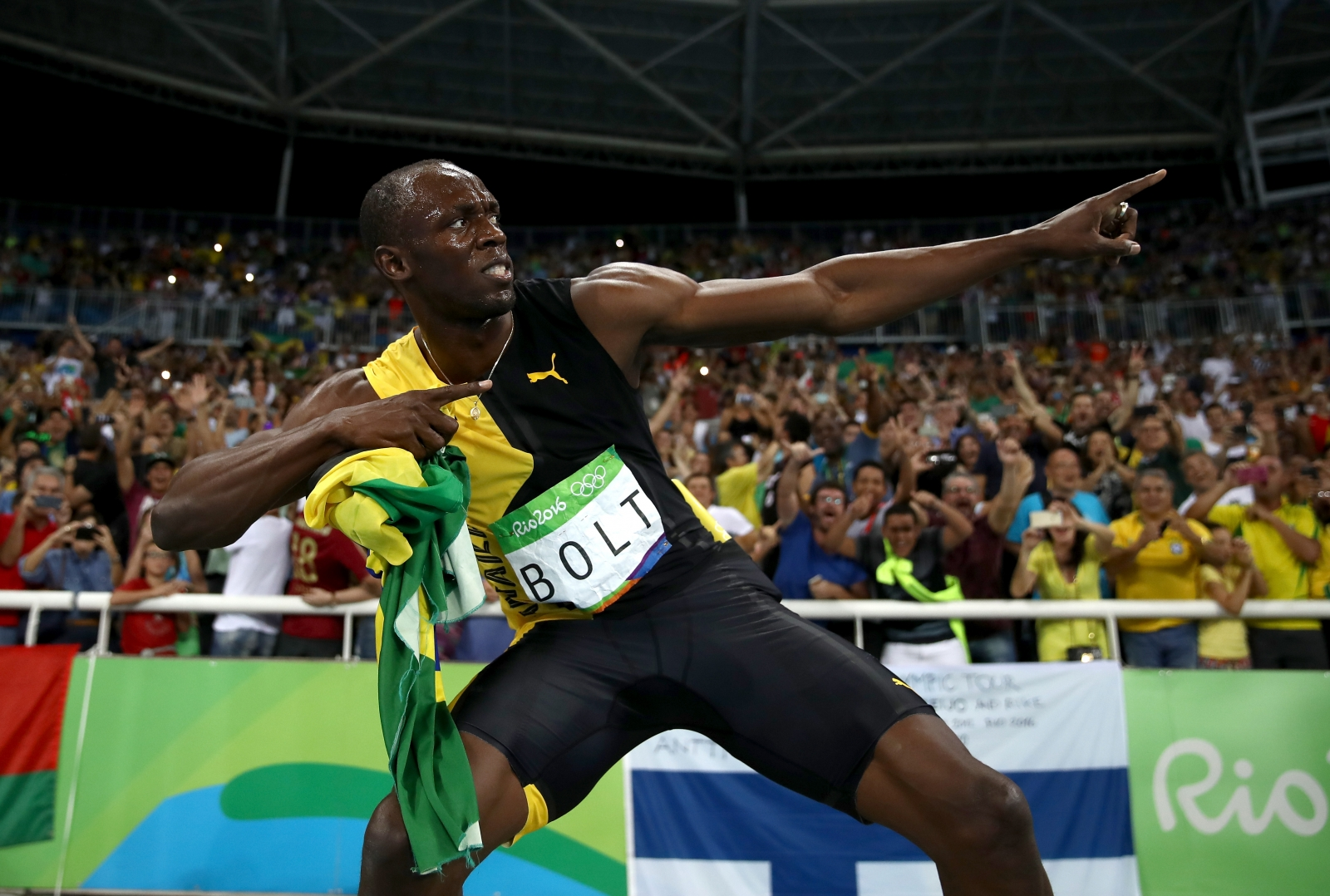 Who is Usain Bolt? Net worth and facts about the Olympic ...
