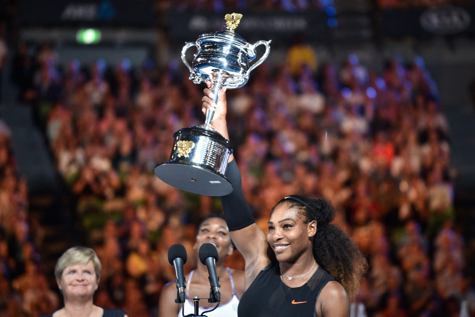 Williams: Who Is Serena Williams? Net Worth And Facts About The