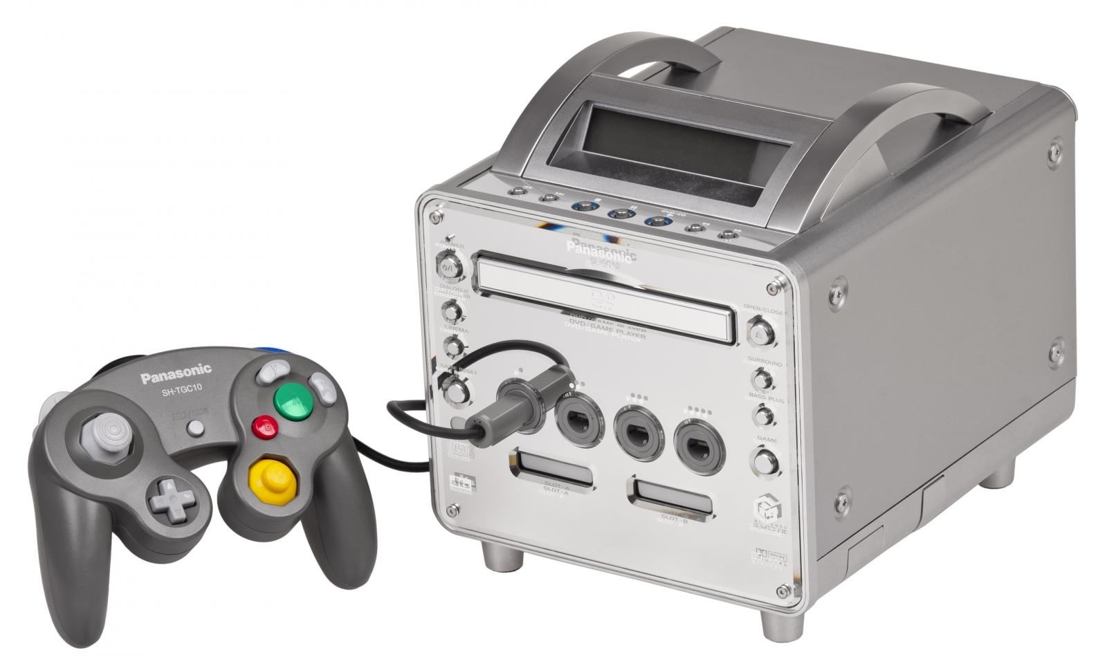 Panasonic Q GameCube