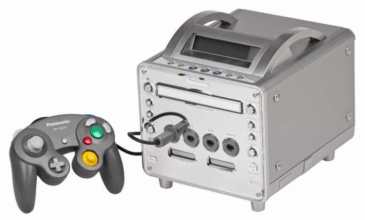 Panasonic Q GameCube