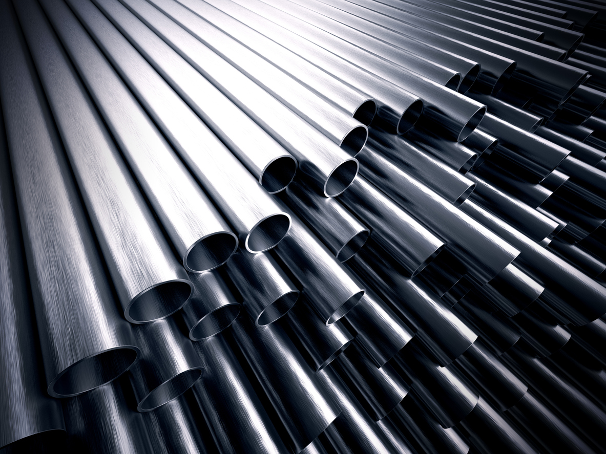 Laminated Steel Pipe ~ Super steel with bone like resistance to cracking under