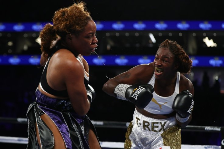 Claressa Shields vs Franchon Crews