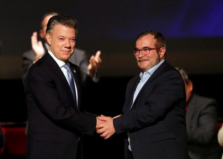 Farc peace deal