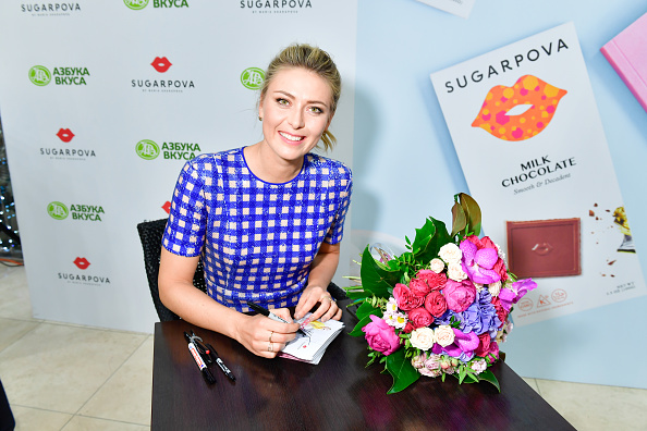 Maria Sharapova receives MIXED REACTIONS FOR WILDCARDS!