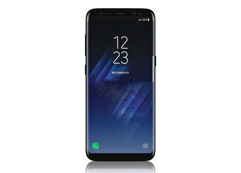 Samsung Galaxy S8 press image