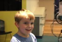 Five-year-old Ari Schultz