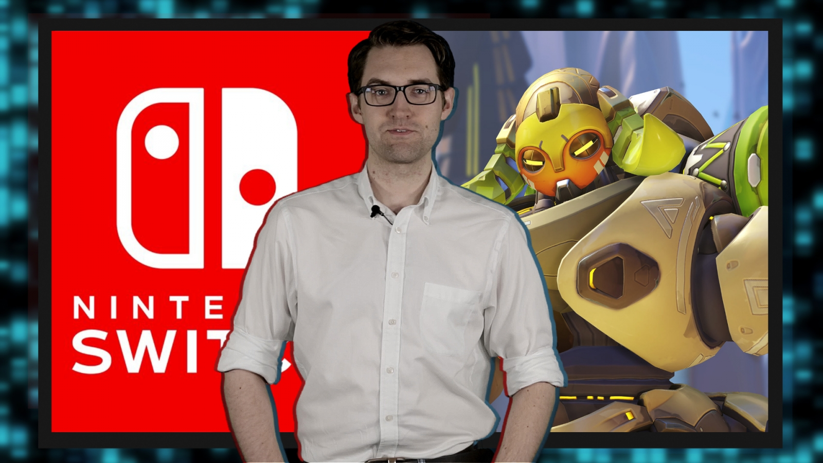 Video game news round-up: Nintendo Switch sales, Overwatch's Orisa and No Man's Sky update
