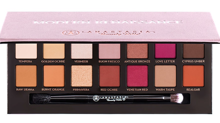 LAPD investigating theft of $4.5m worth of Modern Renaissance eyeshadow