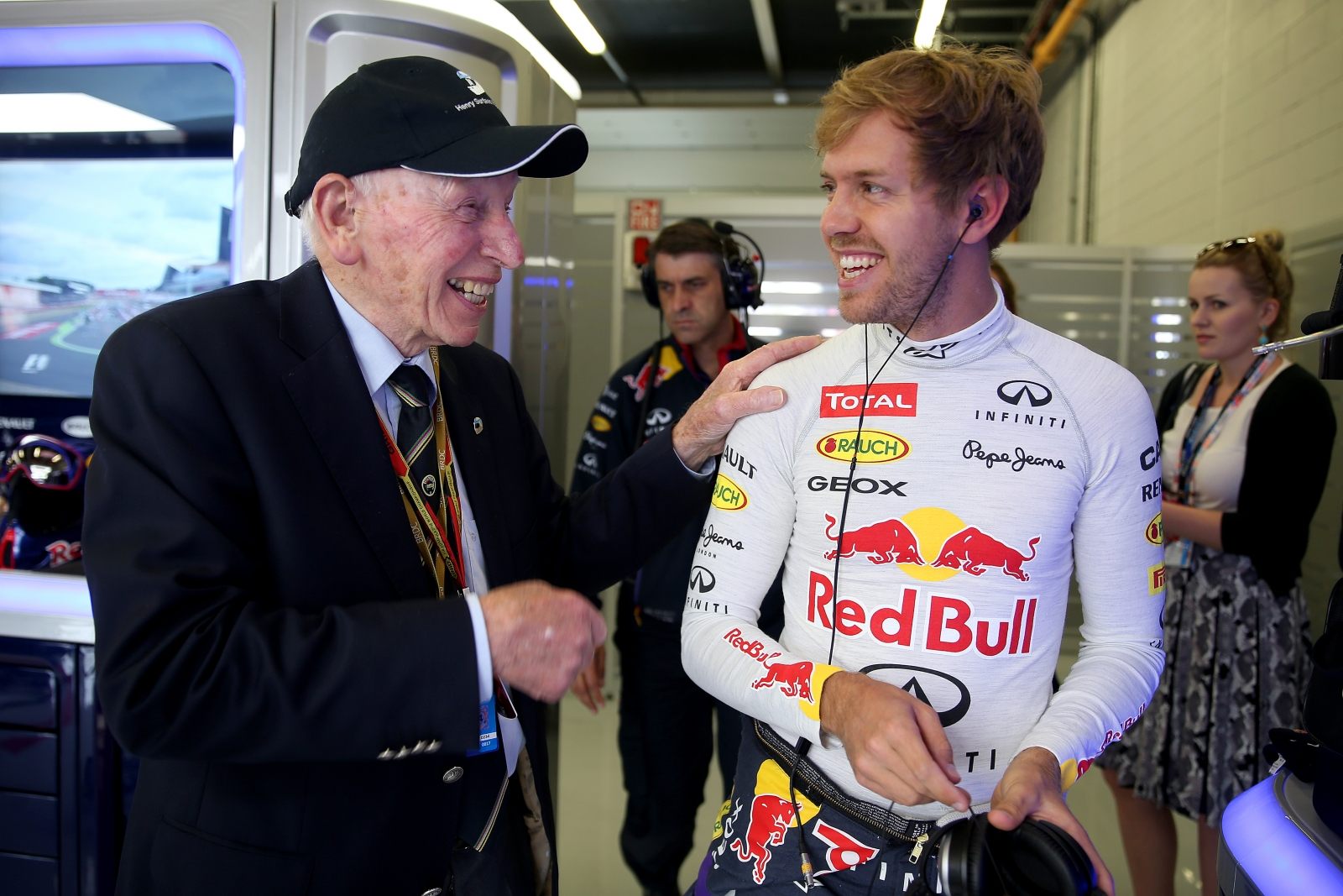 British F1 legend John Surtees dies at 83