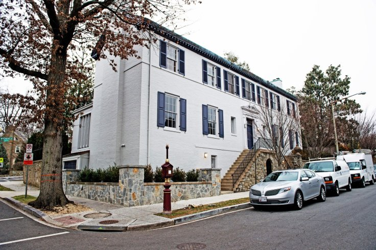 Ivanka and Jared home in Washington