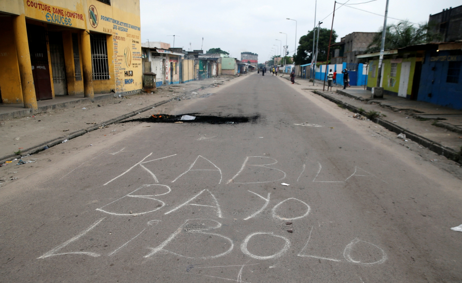 Anti-Kabila protest
