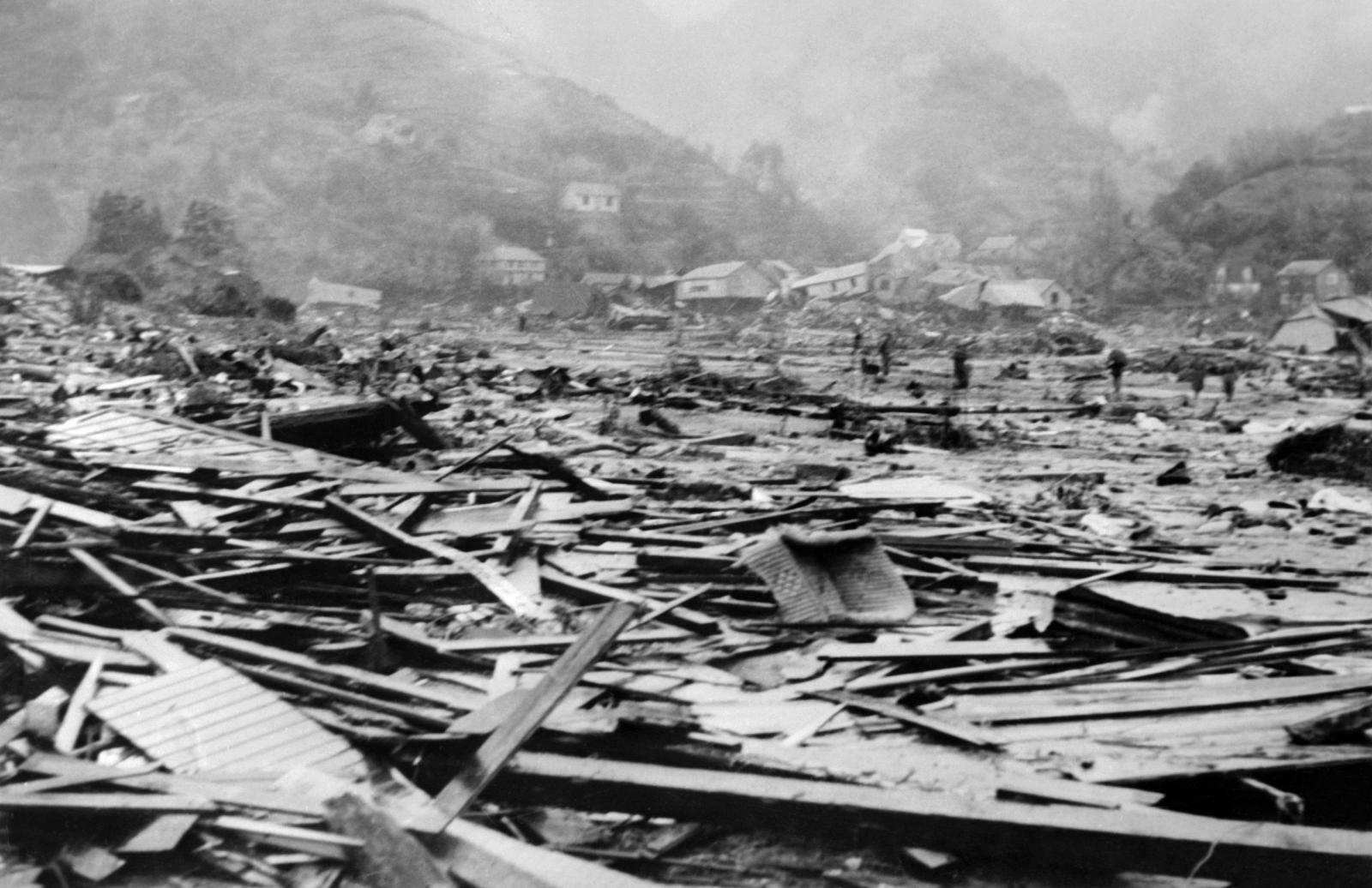 Valdiva earthquake