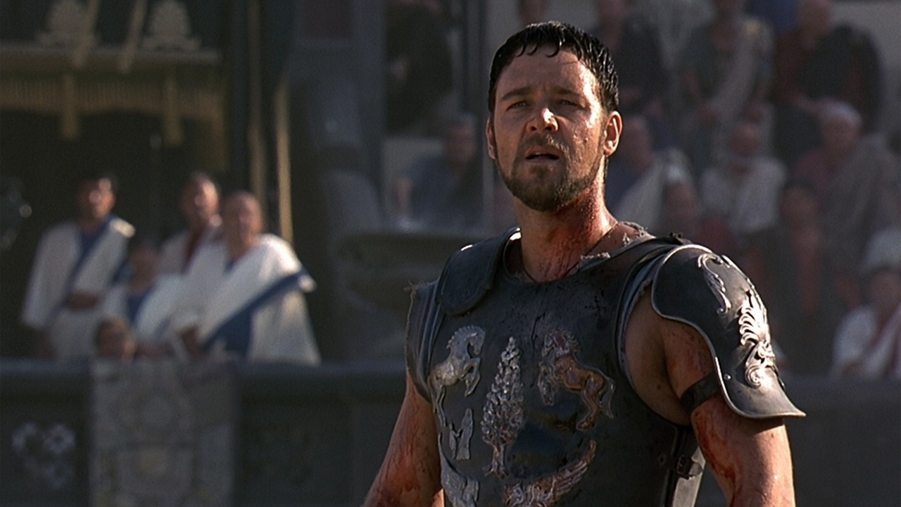 Image result for gladiator movie maximus