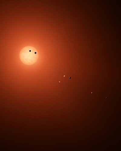 Nasa Trappist-1 raw data free