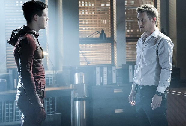 Flash season 3 episode 16