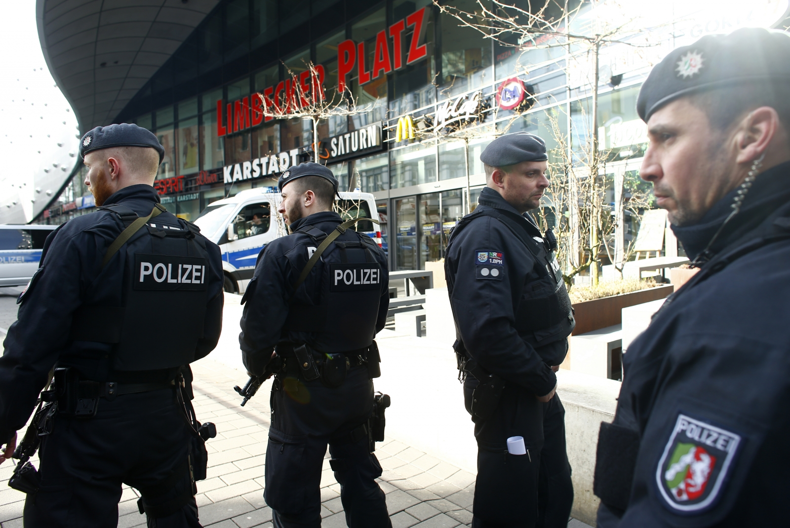 Limbecker Platz terror