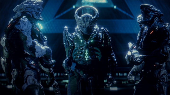 EA Games releases Mass Effect: Andromeda launch trailer