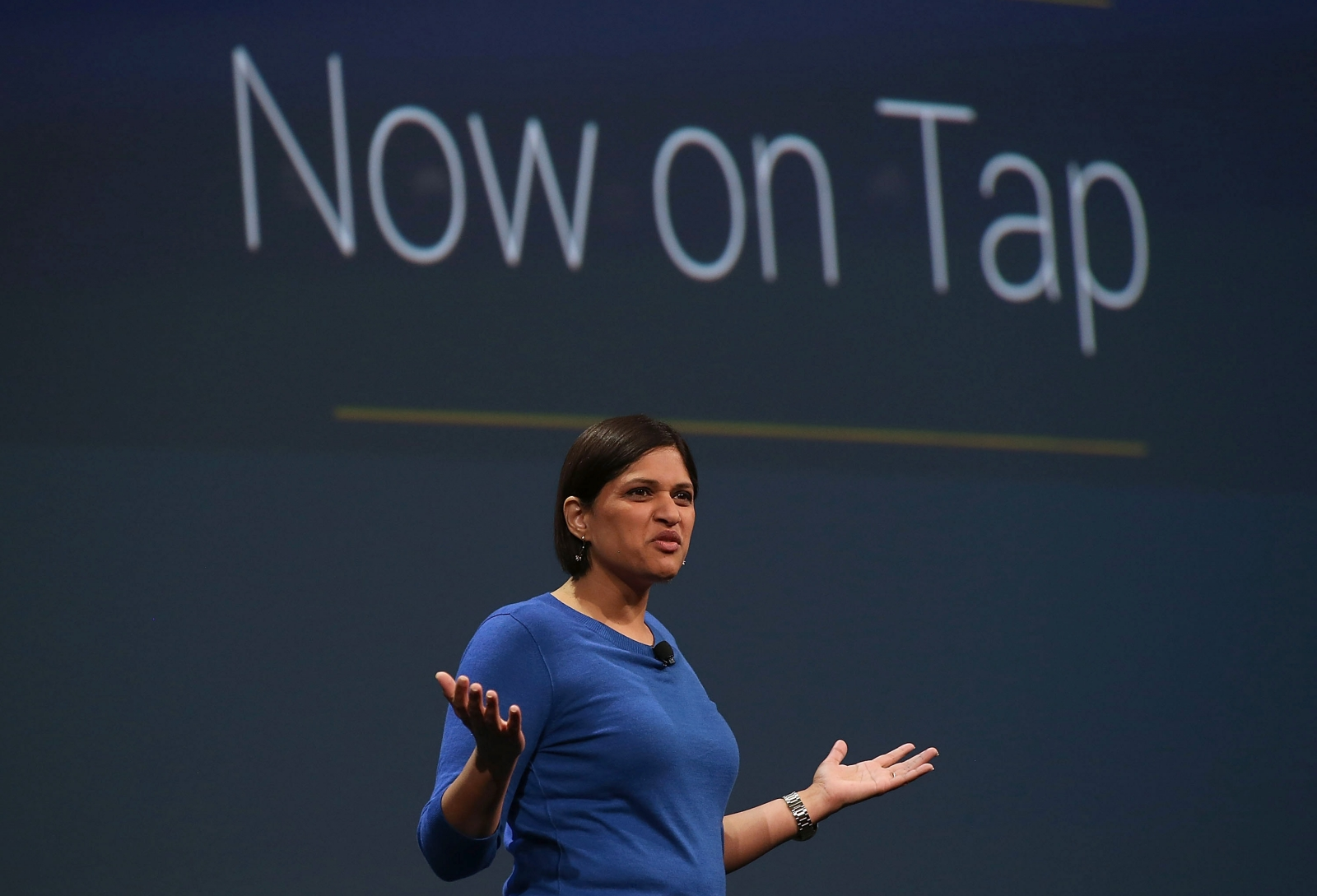 How to get Google Now on Tap